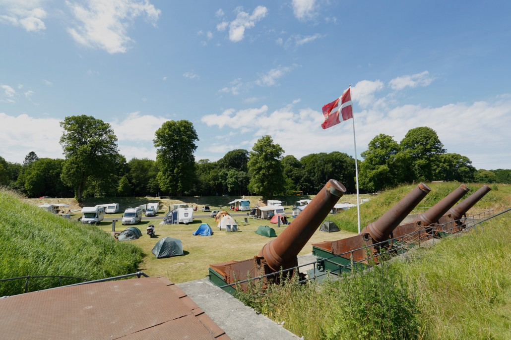 Charlottenlund Fort Camping