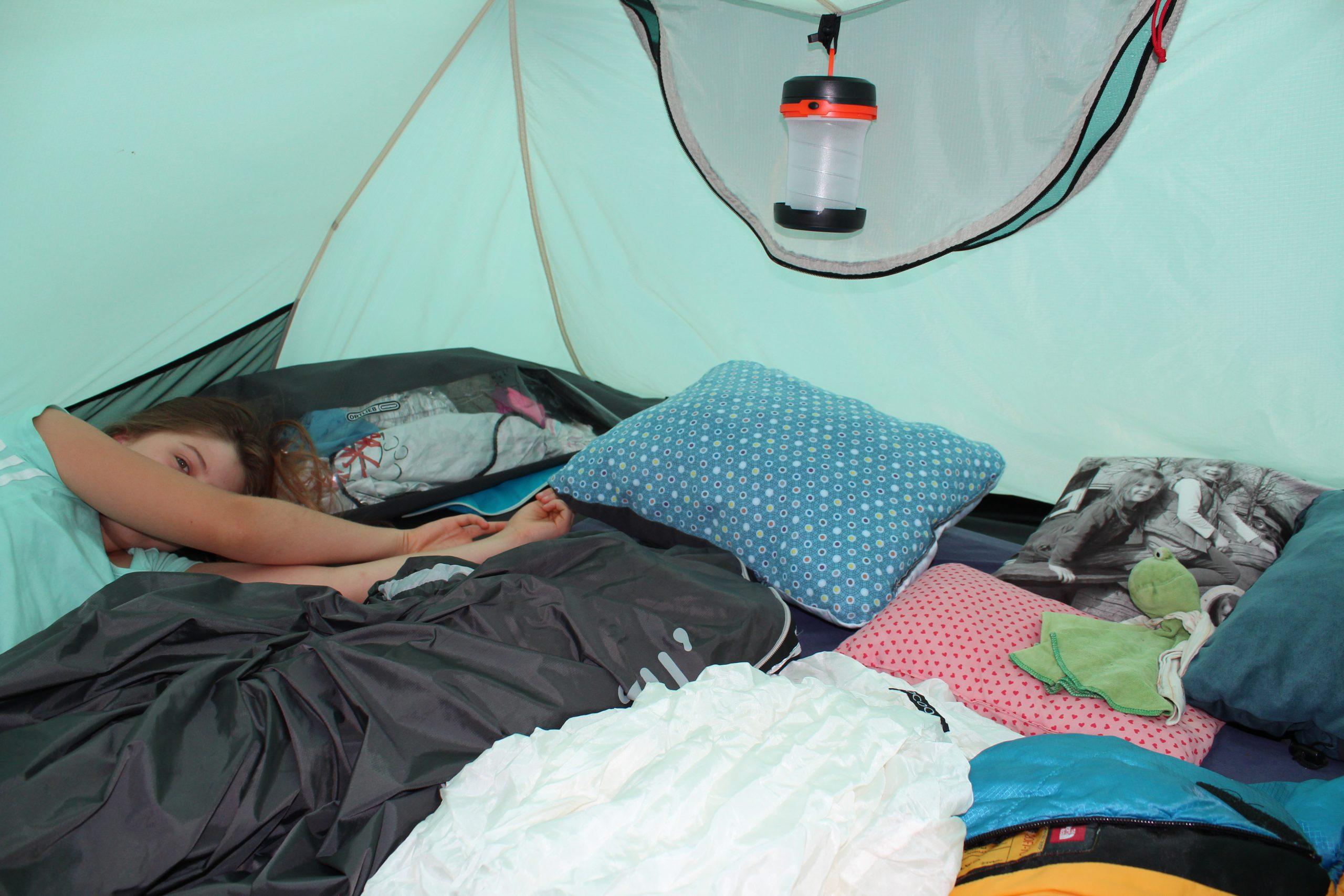 Kinderschlafsäcke für den Campingurlaub: Schlaf Kindchen schlaf