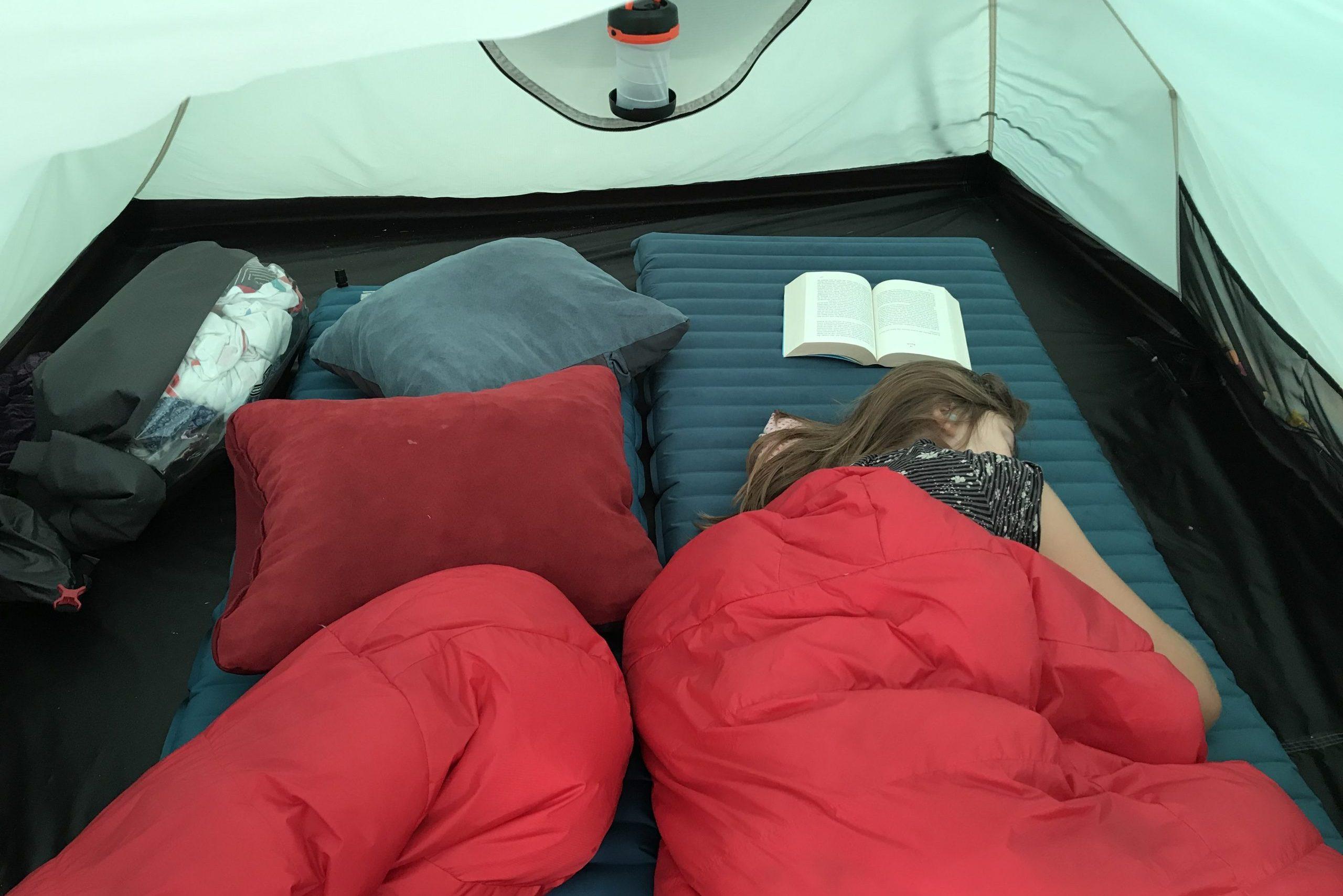 Welche Isomatte brauchen Kinder beim Zelten? Wir helfen bei der Wahl!