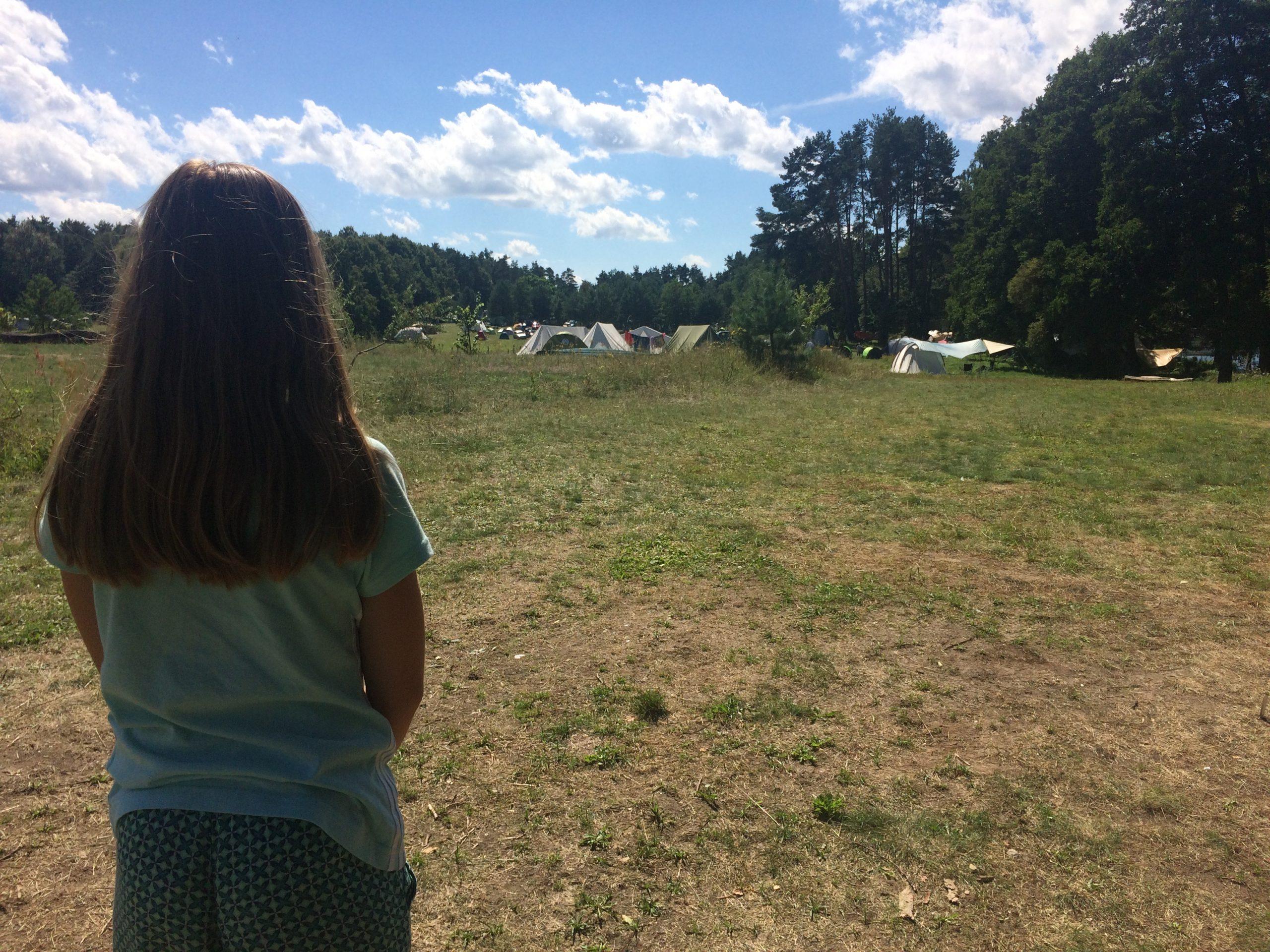Biber Ferienhof Campingplatz