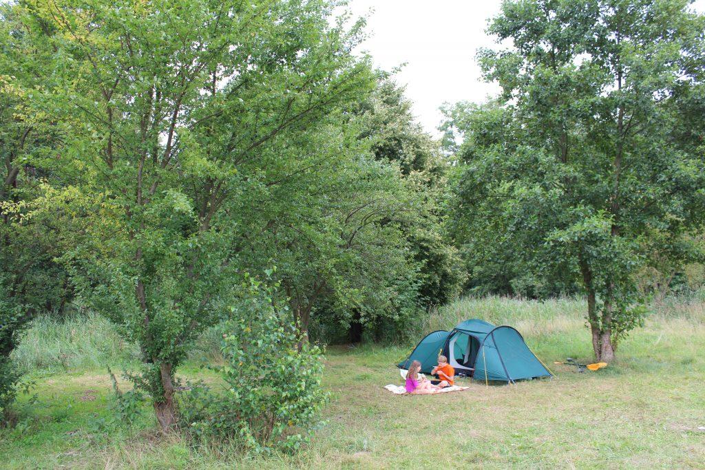 Naturcamping-Zeltplatz Biber Ferienhof