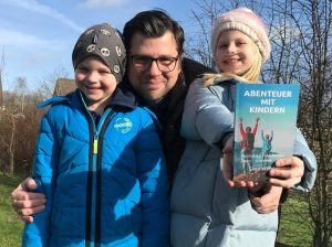Buchtipp und Verlosung: Abenteuer mit Kindern