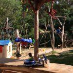 Naturcampingplatz Zum Hexenwäldchen - Spielplatz