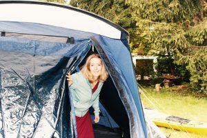 Ivonne Wolter - Gründerin der Zeltkinder - Paddlerin