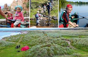 Buchtipp: Trekkingträume für Familien