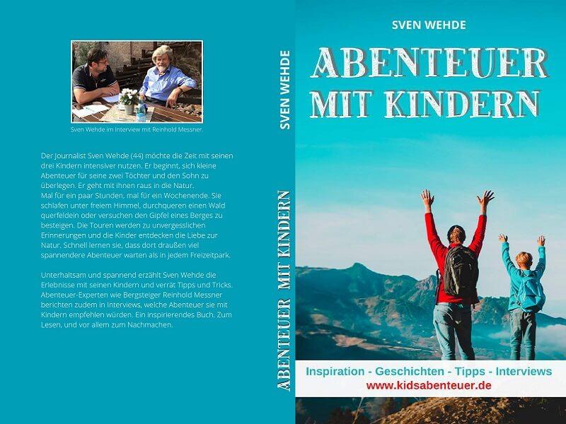 Abenteuer mit Kindern Buchcover