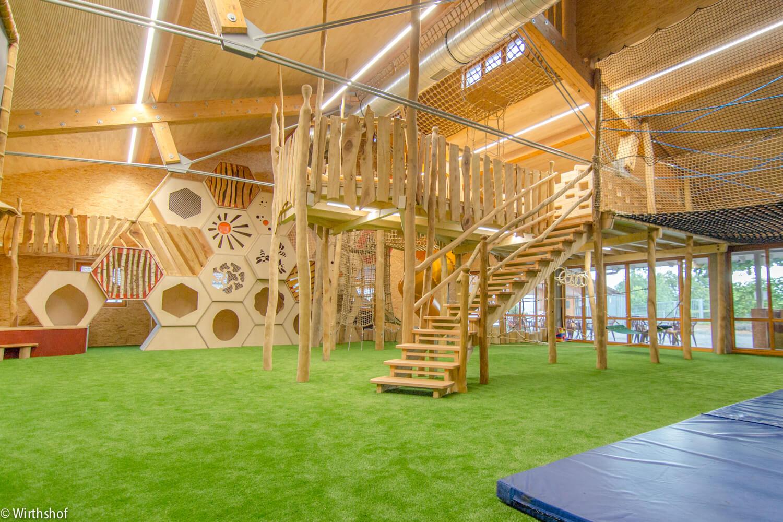 Campingplatz Wirthshof: Spielscheune | © Wirthshof GmbH