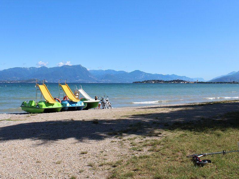 Camping San Francesco Strand