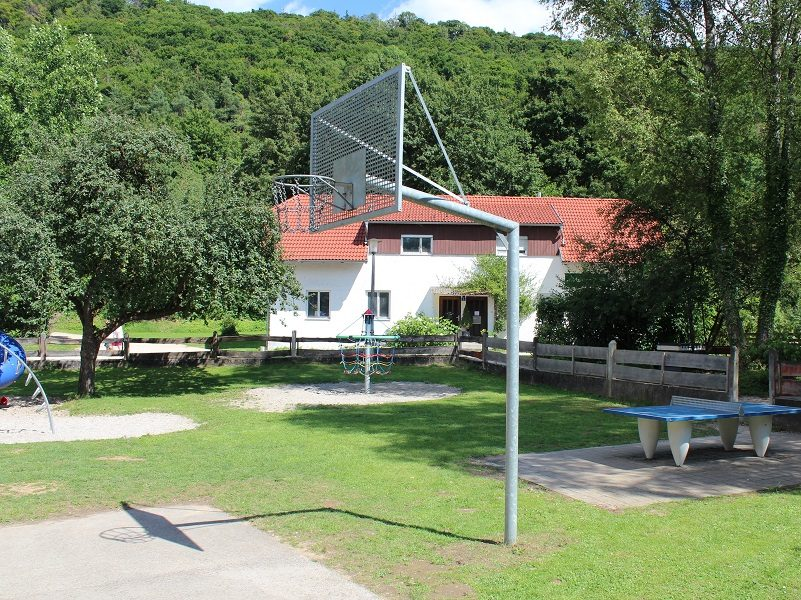 Campingplatz Kratzmühle Spielplatz