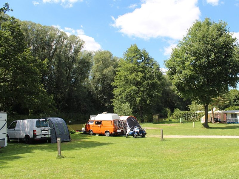 Campingplatz Kratzmühle Stellplätze