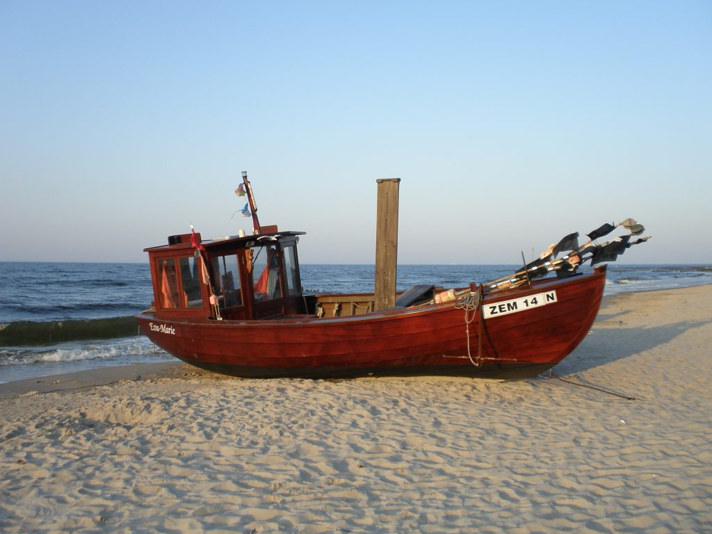 Ostsee Usedom Boot