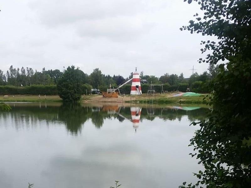 Campingplatz Forellenhof in Schleswig-Holstein