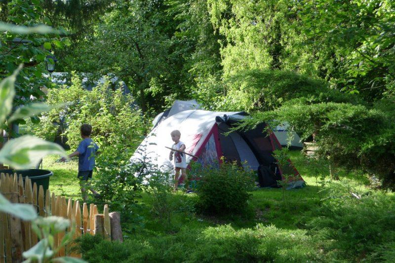 Natur-Zeltplatz Anna Fleuth bei Kevelaer