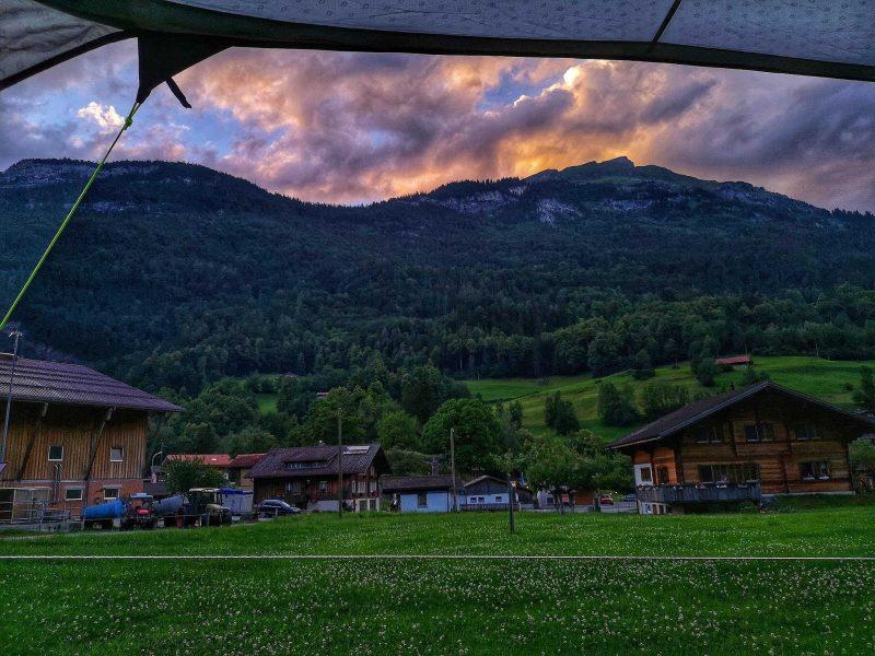 Bauernhof-Campingplatz Wyler
