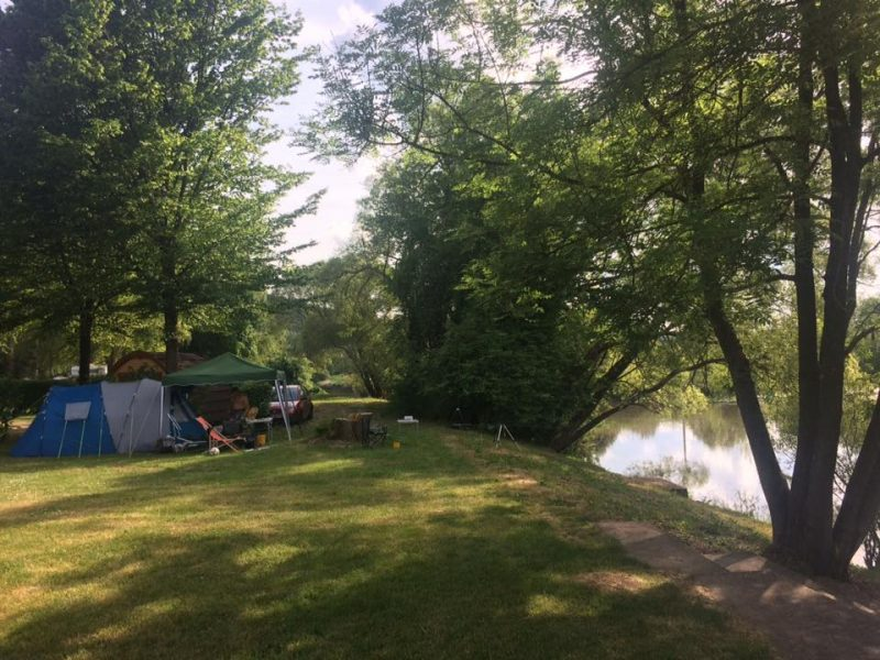 Azur Campingpark Kipfenberg Altmühltal