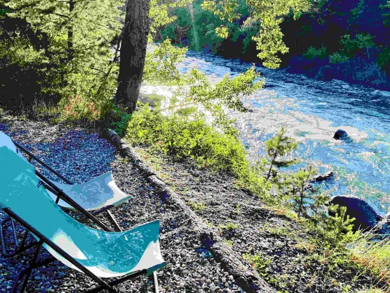 Fluss | © camping-river.eu