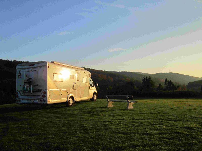 Aussicht   © Campingplatz Hof Biggen