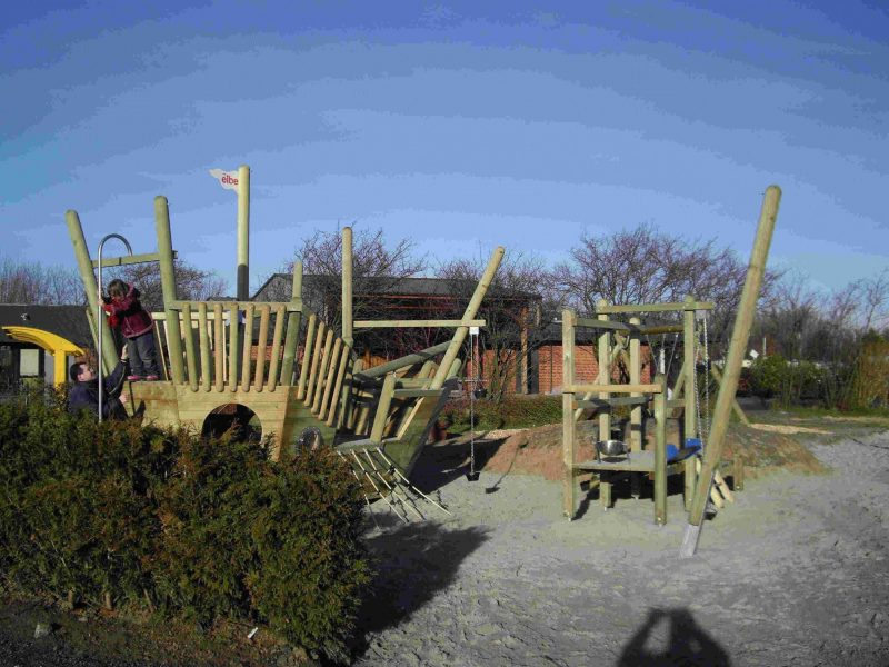 Spielplatz | © Campingplatz Stover Strand International Kloodt oHG