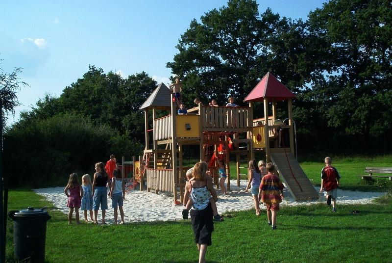 Spielplatz | © Campingplatz Hof Biggen