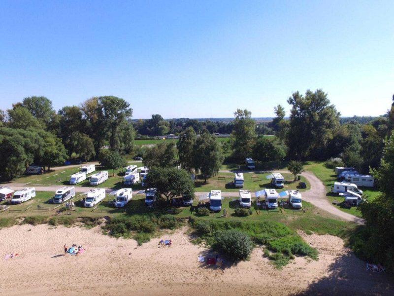 Stellplätze | © Campingplatz Stover Strand International Kloodt oHG