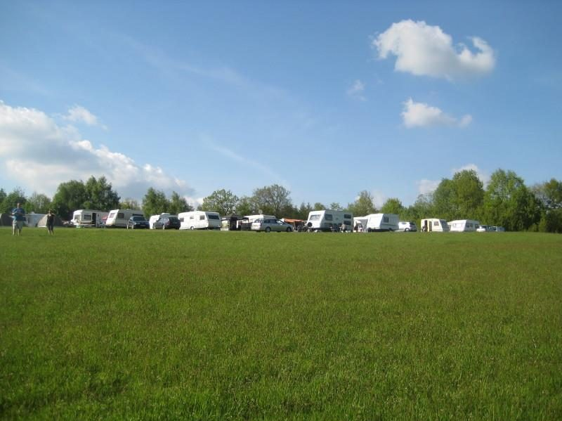 Stellplätze | © Campingplatz Hof Biggen