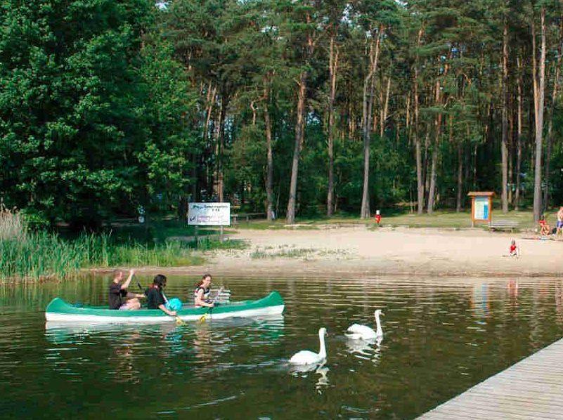 Paddeln auf dem Leppinsee | © Haveltourist GmbH & Co. KG