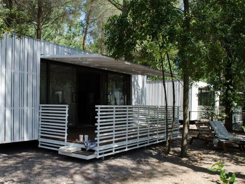 Mietobjekte   © Camping Campo dei Fiori