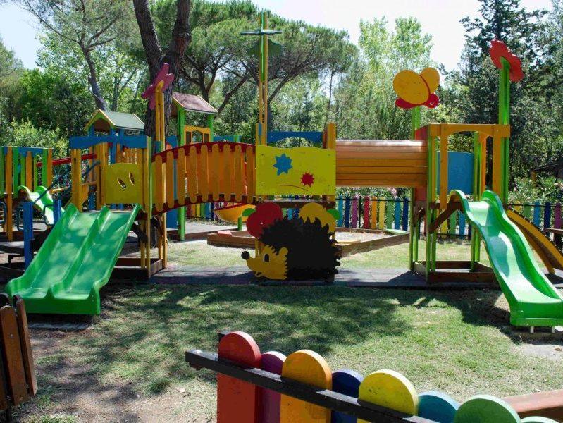 Spielplatz   © Camping Campo dei Fiori