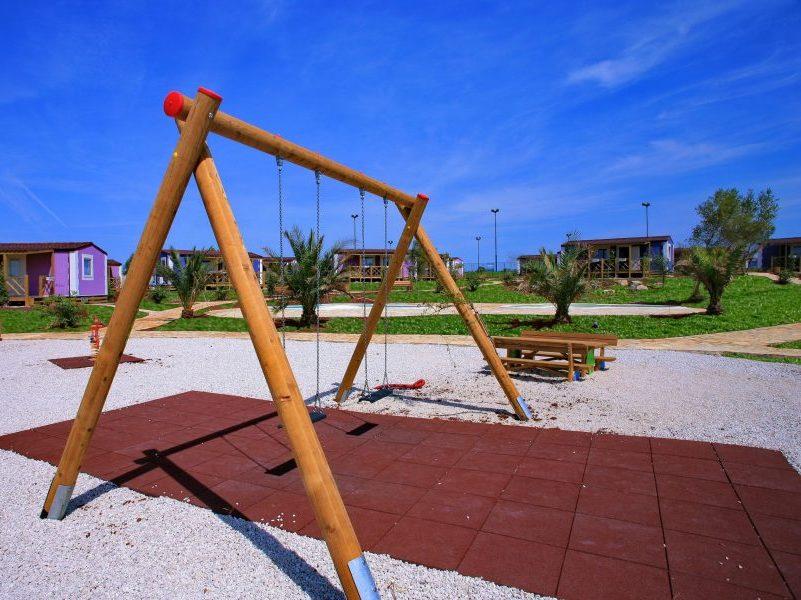 Spielplatz   © Campingplatz Aminess Sirena