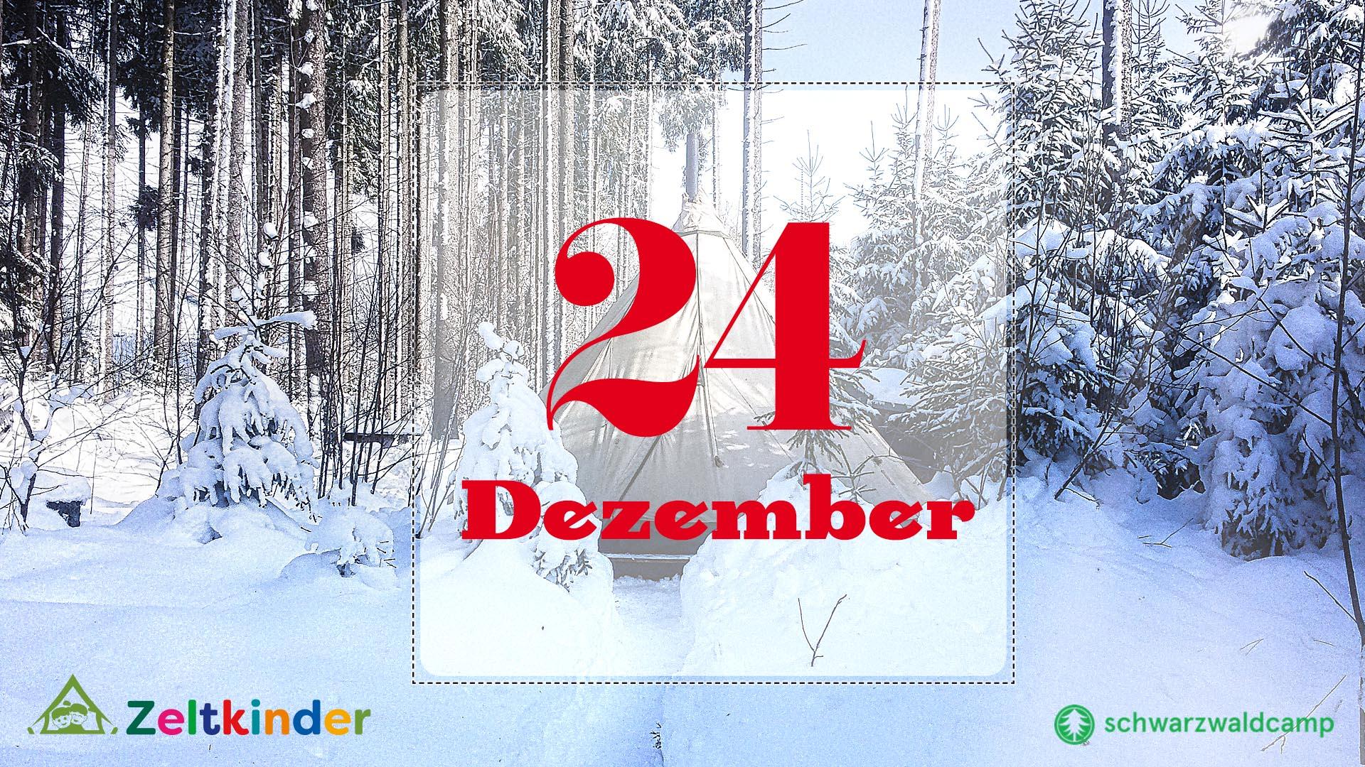 Zeltkinder-Adventskalender: Das Weihnachtstürchen ist bis 26.12.2020 geöffnet