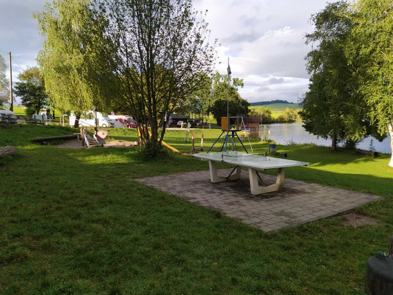Campingplatz Brugger am Riegsee
