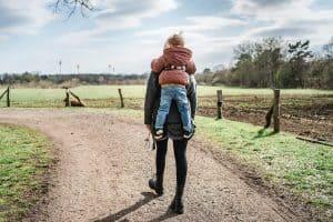 Tragehilfe für große Kinder HOMB